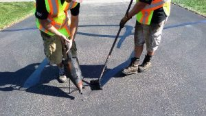 Asphalt Repair And Sealcoating Services