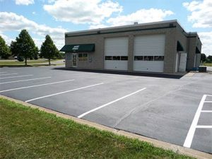 Commercial Parking Lot Repairs in Andover, MN