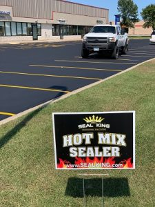 Commercial Sealcoating Rochester MN