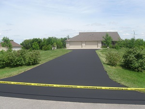 Driveway Sealcoating Application Near Me