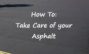 Effective Asphalt Maintenance Services