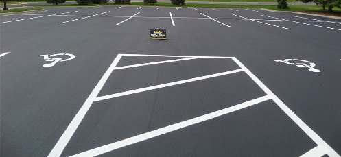 Parking Lot Sealcoating Rochester