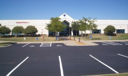 Retail Property Asphalt Maintenance