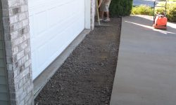 Level Out New Base Gravel Layer