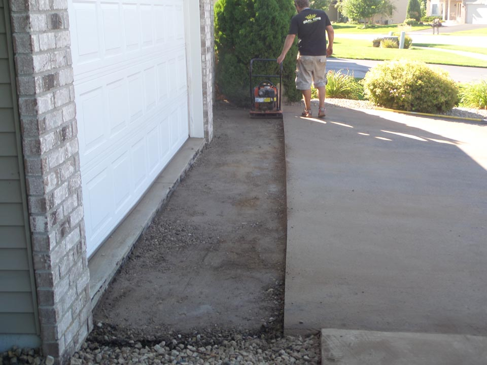 Asphalt Apron Repair Mn Driveway Apron Replacement