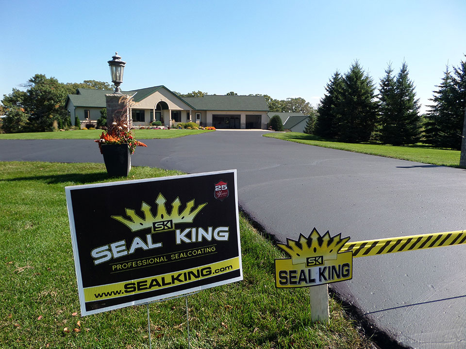 Seal King Seal Coating Promise