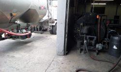 Base Sealer Being Delivered In Bulk