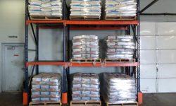 Mixing Warehouse Storage