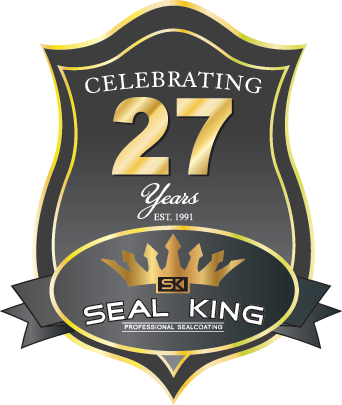 Proudly Providing Professional Sealcoating Services To Minnesota, Wisconsin, and Iowa Since 1991
