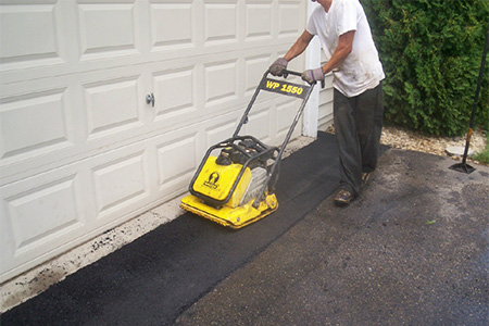 Asphalt Driveway & Parking Lot Repair